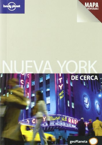 Nueva York de Cerca [With Map] 9788408096665