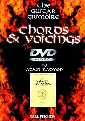 Adam Kadmon: Guitar Grimoire Chords & Voicings