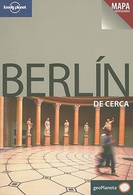Lonely Planet Berlin de Cerca [With Map] 9788408089667