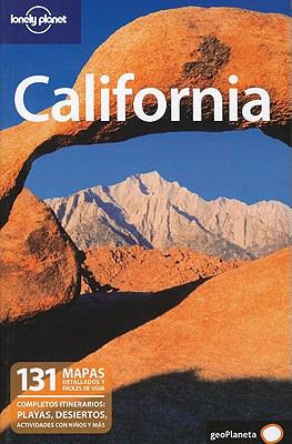 Lonely Planet California 9788408082897