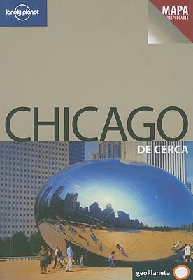 Lonely Planet Chicago de Cerca [With Map] 9788408089063