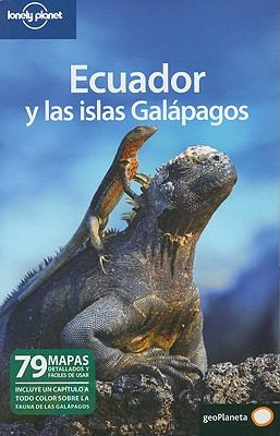Lonely Planet Ecuador y las Islas Galapagos 9788408089087