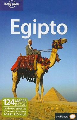 Lonely Planet Egipto 9788408091349