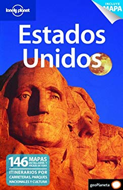 Lonely Planet Estados Unidos [With Map] 9788408091288