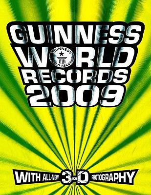 Guinness World Records [With 3-D Glasses] 9788408081654