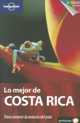 Lo Mejor de Costa Rica 9788408097839