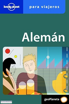 Lonely Planet Aleman Para el Viajero 9788408064688