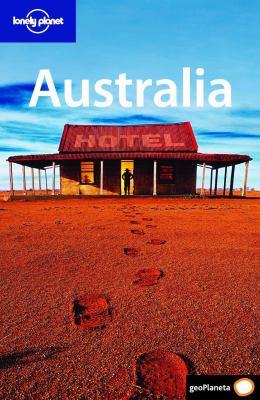 Lonely Planet Australia 9788408077237