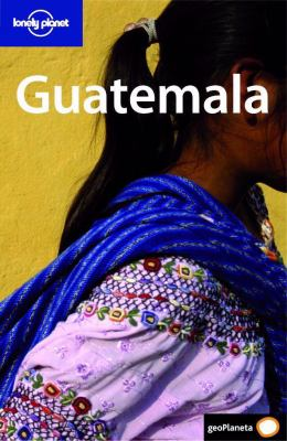 Lonely Planet Guatemala 9788408077213