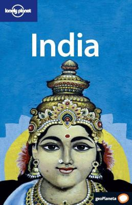 Lonely Planet India 9788408062189