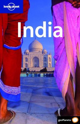 Lonely Planet India 9788408077206