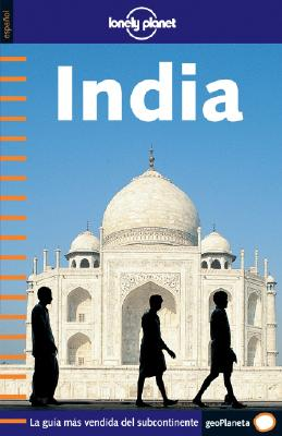 Lonely Planet India (Spanish) 1 9788408050490