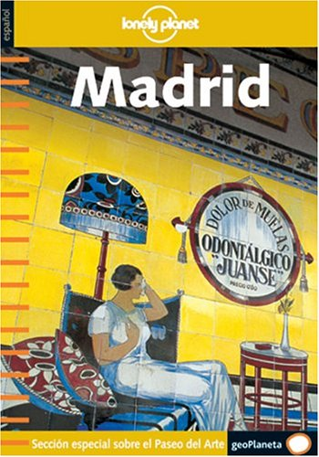 Lonely Planet Madrid (Spanish) 1 9788408048602