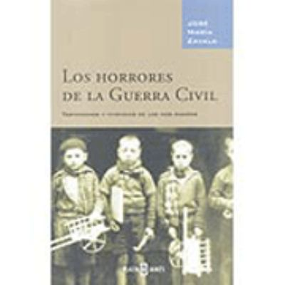 Los Horrores de La Guerra Civil 9788401378621