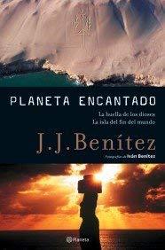 Planeta Encantado: La Huella de Los Dioses: La Isla del Fin del Mundo 9788408048930