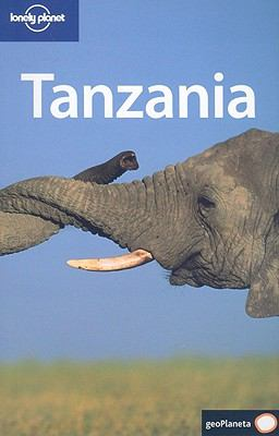 Lonely Planet Tanzania 9788408077480