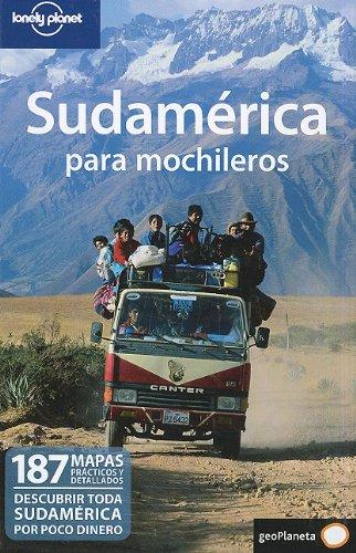 Lonely Planet Sudamerica Para Mochileros 9788408091301