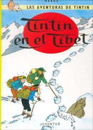 Las Aventuras De Tintin: Tintin En El Tibet 9788426103826