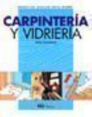 Carpinteria y Vidrieria 9788425216886