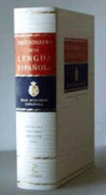 Diccionario de La Lengua Espanola de La Real Academia 9788423968138