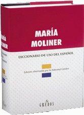 Diccionario de USO del Espanol - Edicion Abreviada 9788424922641