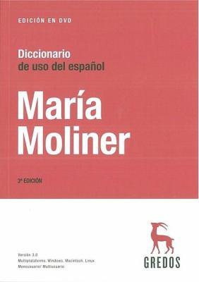 Diccionario de Uso del Espanol 9788424935849