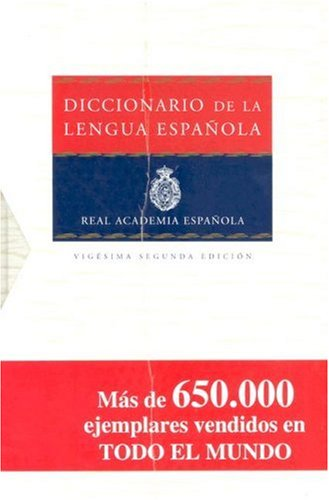 Diccionario de la Lengua Espanola 9788423968145