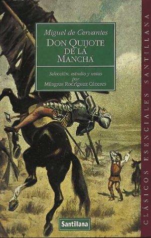 Don Quijote de la Mancha 9788429445596