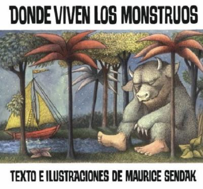 Donde Viven los Monstruos = Where the Wild Things Are 9788420430225