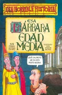 ESA Barbara Edad Media = The Measly Middle Ages 9788427220331