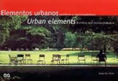 Elementos Urbanos Mobiliarios y Microarquite 9788425216794
