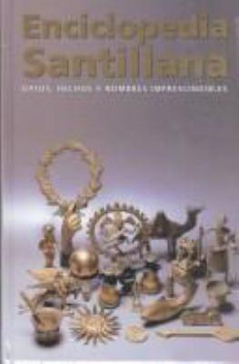 Enciclopedia Santillana = Encyclopedia Santillana 9788429476576