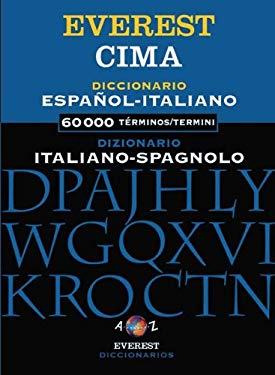 Everest Cima Diccionario Espa~nol-Italiano = Dizionario Italiano-Spagnolo 9788424114152