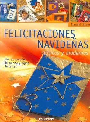 Felicitaciones Navidenas: Clasicas y Modernas [With Patterns] 9788424187880