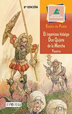 Ingenioso Hidalgo Don Quijote de la Mancha 9788424116194