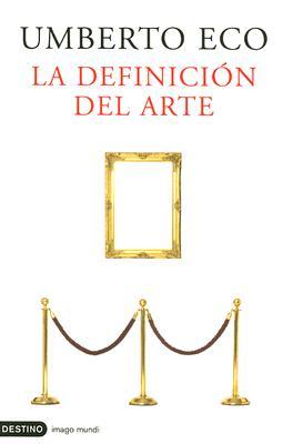 La Definicion del Arte 9788423333912