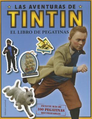 Las Aventuras de Tintin: Libro de Pegatinas Reutilizables 9788426138972