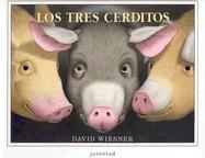 Los Tres Cerditos = The Three Pigs 9788426132918