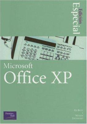 Microsoft Office XP 9788420533148
