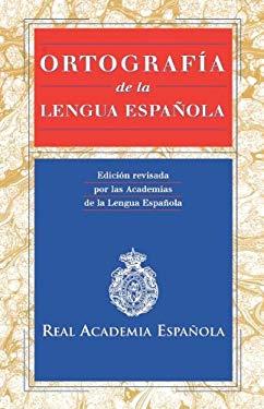 Ortografia de La Lengua Espanola / Spelling in Spanish 9788423968121