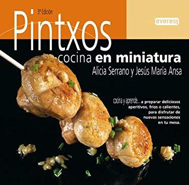 Pintxos Cocina En Miniatura 9788424188085
