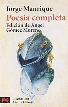 Poesia Completa - Manrique, Jorge