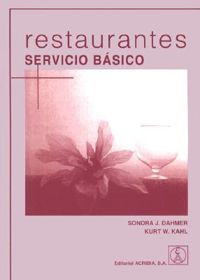 Restaurantes: Servicio Basico 9788420010076