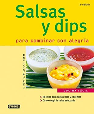 Salsas y Dips 9788424117214
