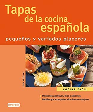 Tapas de La Cocina Espanola 9788424117337