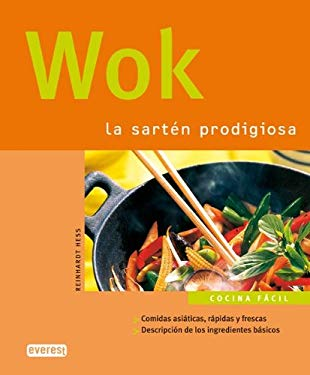 Wok - La Sarten Prodigiosa 9788424117054