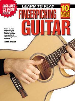 10 Easy Lessons Fingerpicking Guitar DVD and Booklet in Plastic Case [With Booklet in Plastic Case]