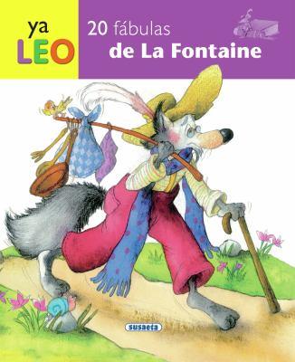 20 Fabulas de La Fontaine 9788430525638