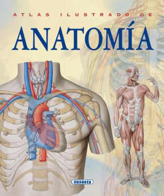 Atlas Ilustrado de Anatomia = Atlas Illustration of Anatomy 9788430534784
