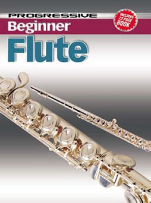 Beginner Flute: For Beginning Flute Players [With Paperback Book]